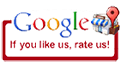 Rate us on Google